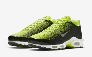 Nike Air Max Plus TN SE Volt Metallic Silver Black CI7701-700 Release Date