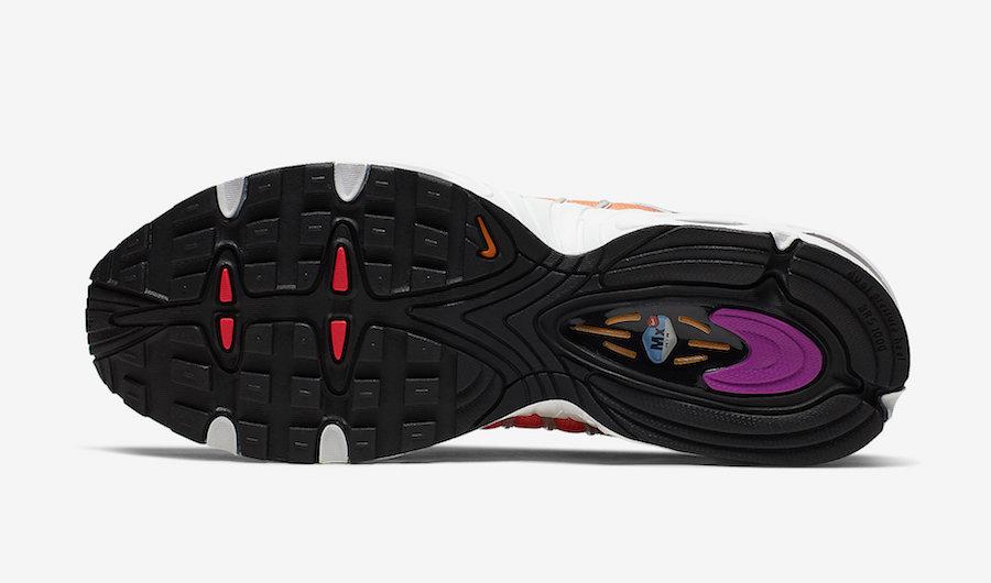 Nike Air Max Tailwind 4 AQ2567-002 Release Info