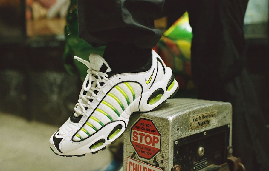 the best attitude fab7a b4ced Nike Air Max Tailwind 4 IV OG AQ2567-100 Release Date
