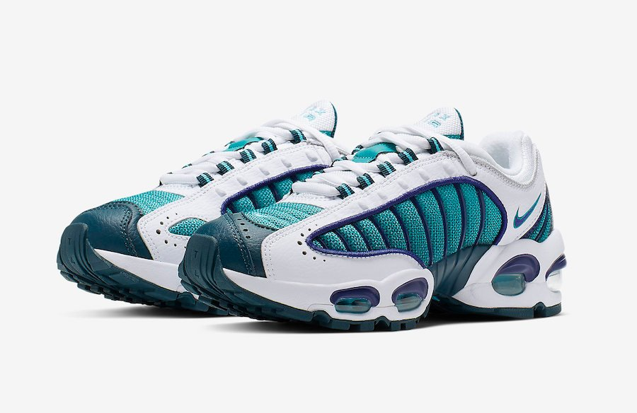 Nike Air Max Tailwind 4 Regency Purple Spirit Teal BQ9810-101 Release Date