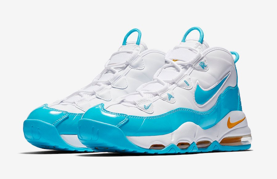 c0acf916d7 Nike Air Max Uptempo 95 Blue Fury CK0892-100 Release Date | SneakerFiles