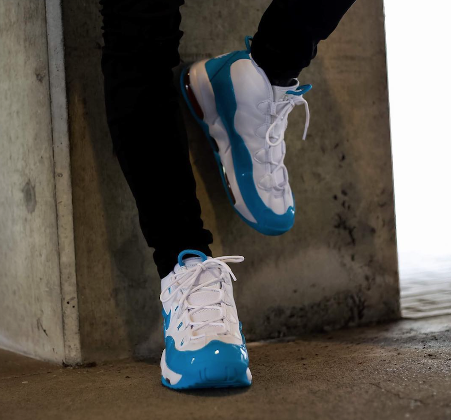 Nike Air Max Uptempo 95 Blue Fury CK0892-100 Release Date