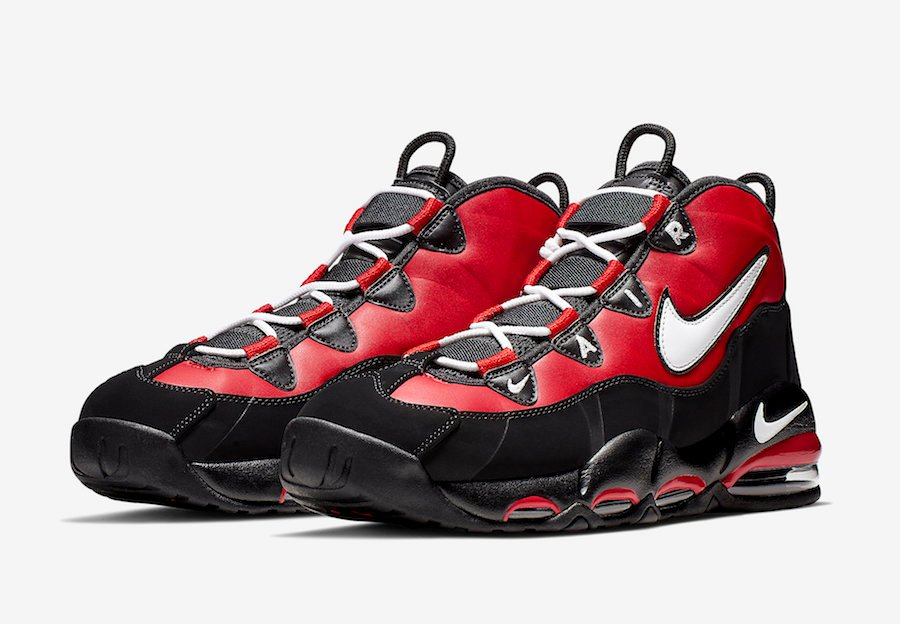 Nike Air Max Uptempo 95 CK0892-600 Release Info