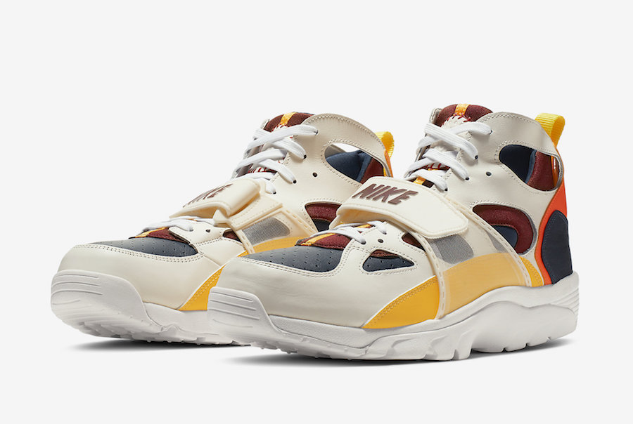 a265231a34420 Nike Air Trainer Huarache City Pride Houston CD9280-100 Release Info ...
