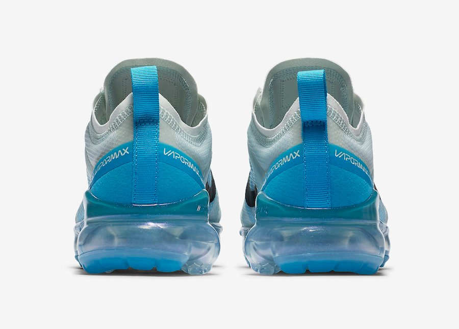 Nike Air VaporMax 2019 Barely Grey AR6632-003 Release Date