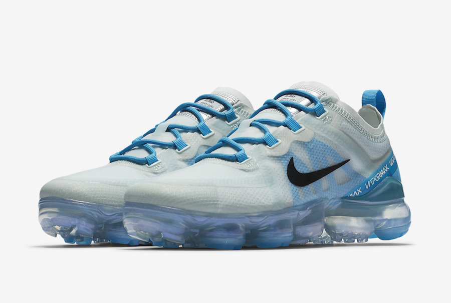 f2533618310ed Nike Air VaporMax 2019 Barely Grey AR6632-003 Release Date ...