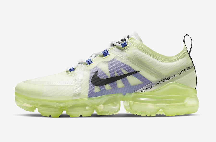 Nike Air VaporMax 2019 Barely Volt AR6631-702 Release Date