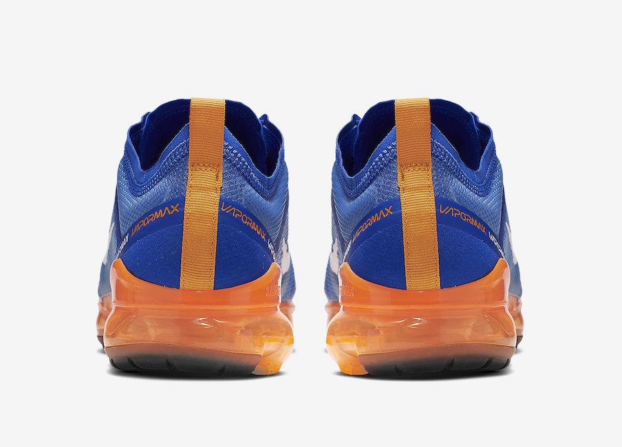 Nike Air VaporMax 2019 Blue Ribbon Sports CJ5913-400 Release Info