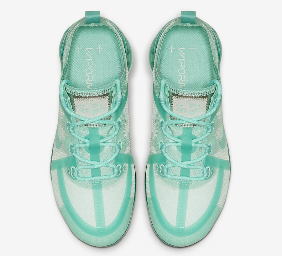 Nike Air VaporMax 2019 Teal Tint CI9903-300 Release Date