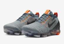682ba99c9df Nike Air VaporMax 3.0 with Orange Accents Releasing Soon