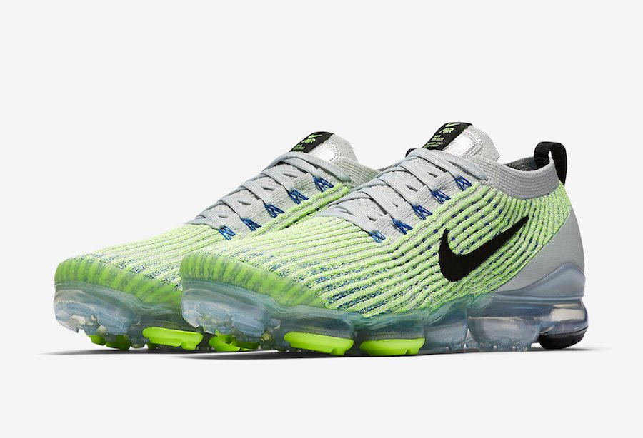700ff49a4d Nike Air VaporMax 3.0 Barely Volt AJ6900-005 Release Date | SneakerFiles