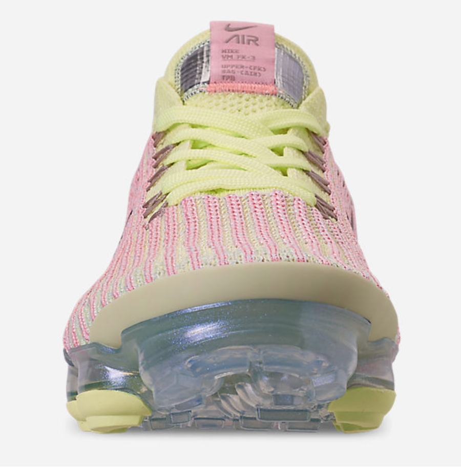 Nike Air VaporMax 3.0 Barely Volt Pink Tint AJ6910-700 Release Date