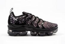 Nike Air VaporMax Plus Black White 924453-017 Release Date