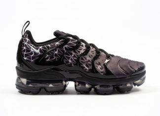 Nike Air VaporMax Plus Black White 924453-017 Release Date