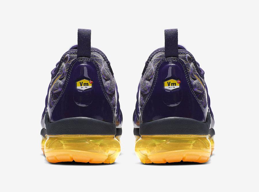 Nike Air VaporMax Plus Obsidian Laser Orange 924453-406 Release Info