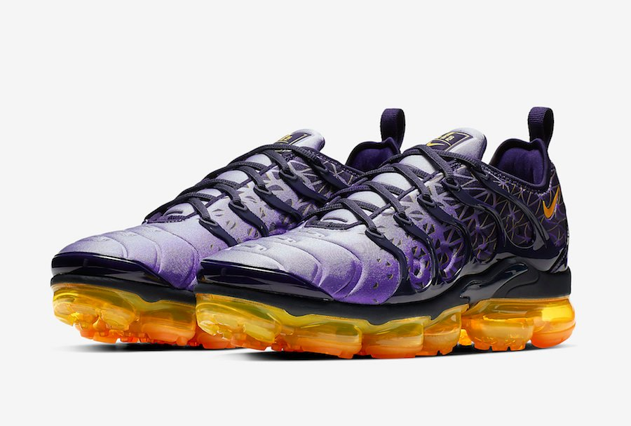 7124ac873923d Nike Air VaporMax Plus Obsidian Laser Orange 924453-406 Release Info ...
