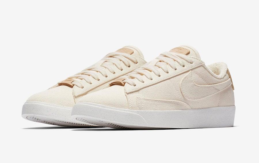 Nike Blazer Low Plant Color AV9371-102 Release Date