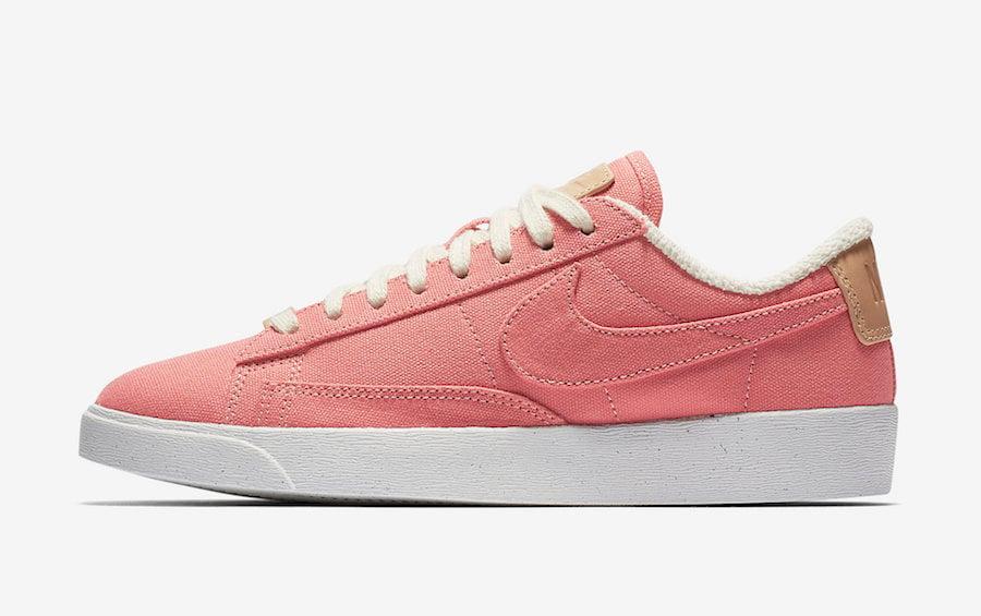 Nike Blazer Low Plant Color AV9371-600 Release Date