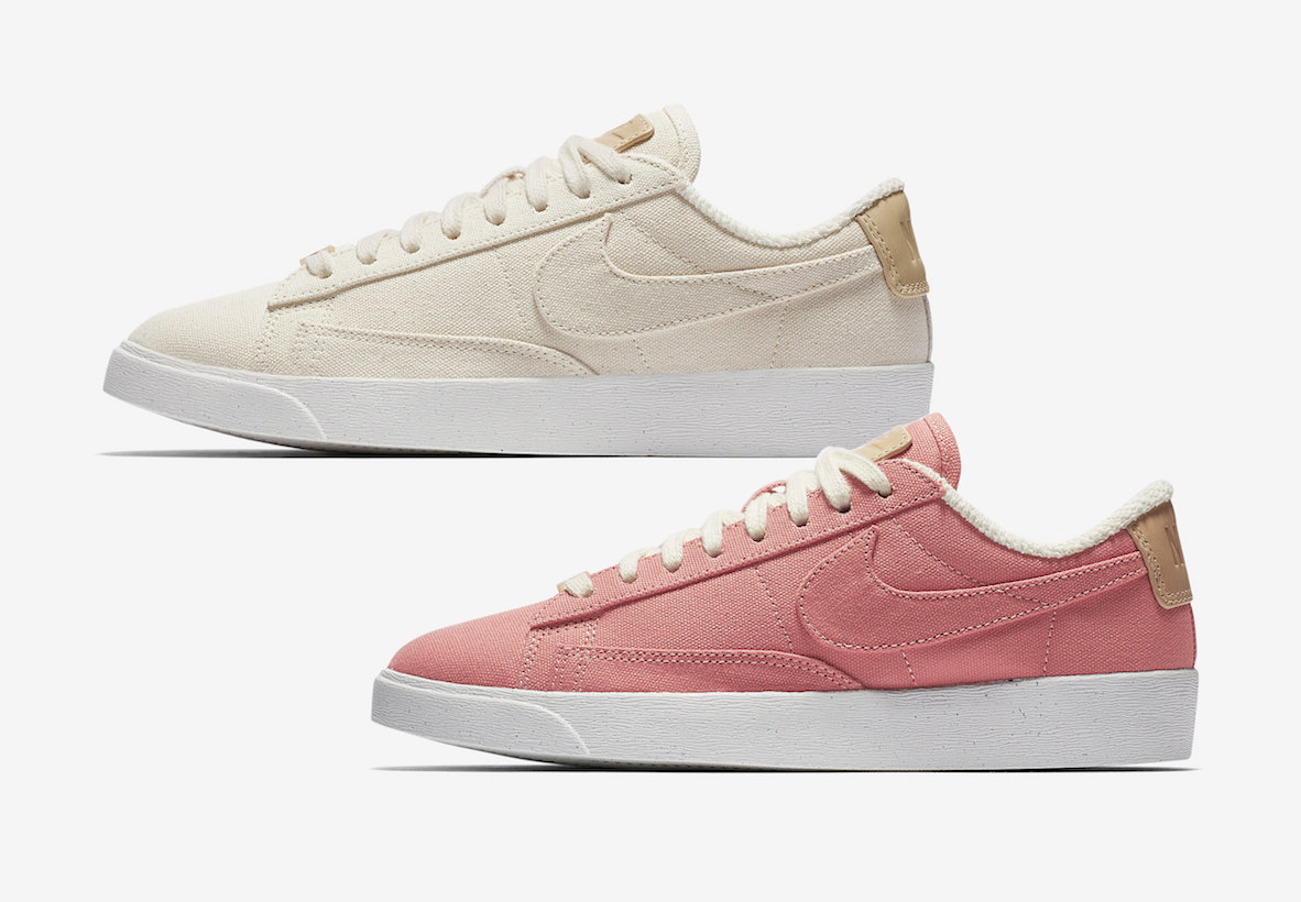Nike Blazer Low Plant Color Release Date