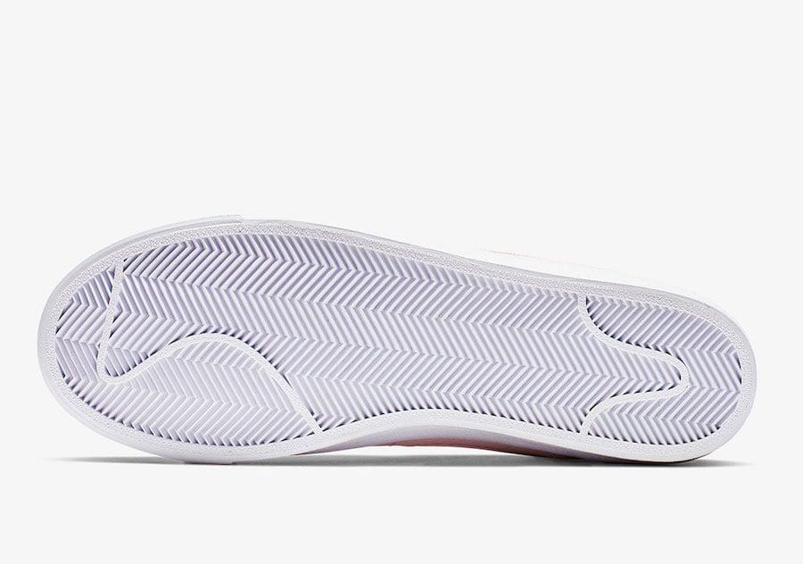 Nike Blazer Mid 77 Pink Foam CD8238-600 Release Date