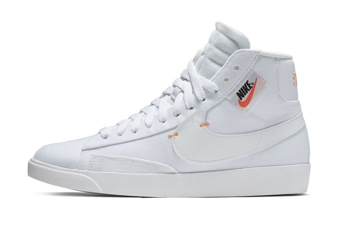 Nike Blazer Mid Rebel White Fuel Orange BQ4022-102 Release Date