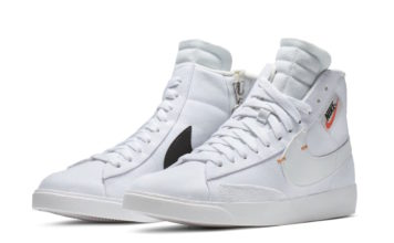 Nike Blazer Mid Rebel White Fuel Orange BQ4022-102 Release Date