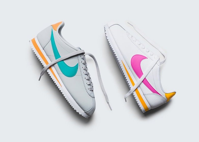 low priced ce2e7 74dcf Nike Cortez 807471-112 807471-019 Release Date