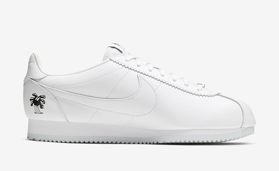 Nike Cortez Earth Day CI5548-100 Release Date