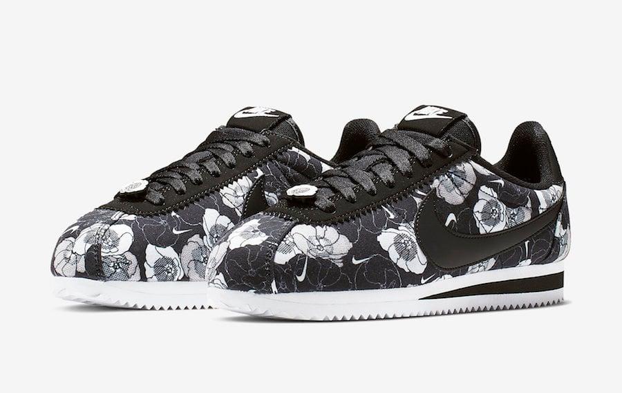 Nike Cortez Floral AV1338-001 AV1338