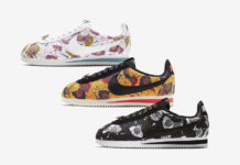 Nike Cortez Floral Pack Release Date