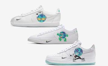 3e9d855649e Galaxy Nike Foamposite Causing Riots and Craze