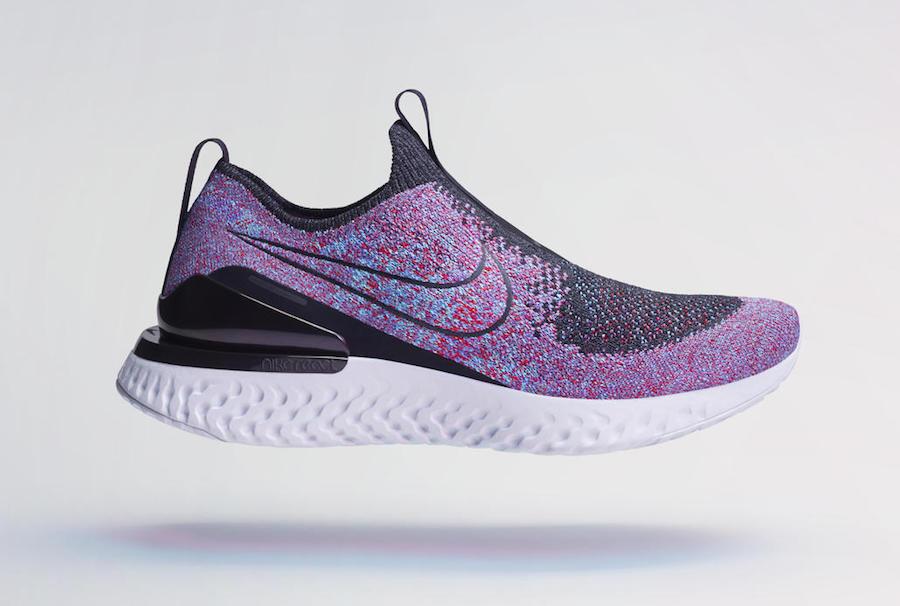 Nike Epic Phantom React Flyknit Release Info