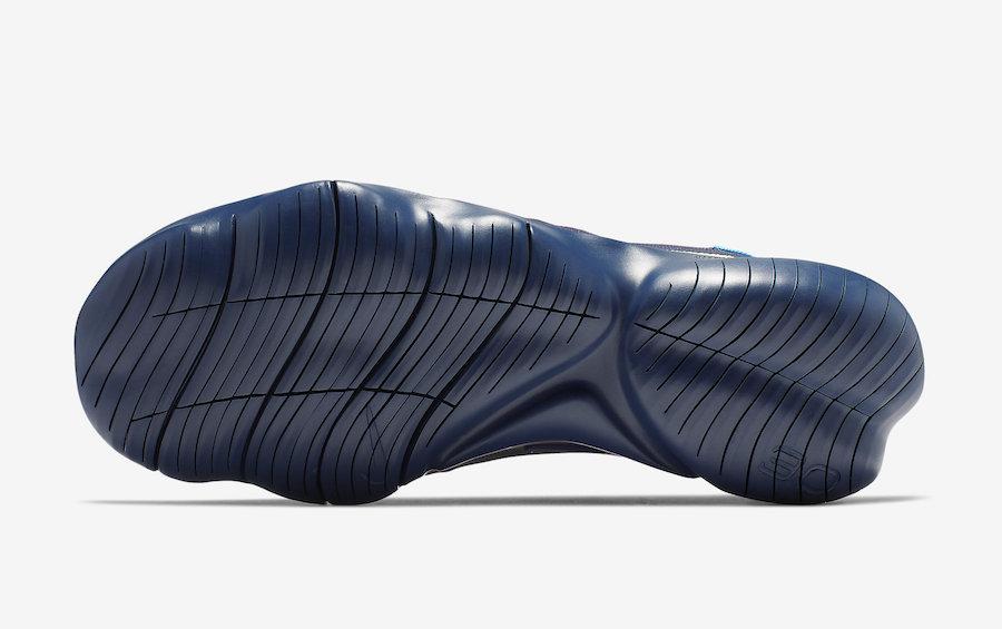 Nike Free RN Flyknit 3.0 Midnight Navy AQ5707-400 Release Info