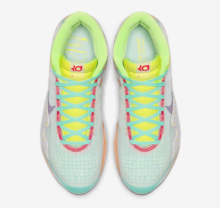 Nike KD 12 EYBL CK1195-300 Release Date Info