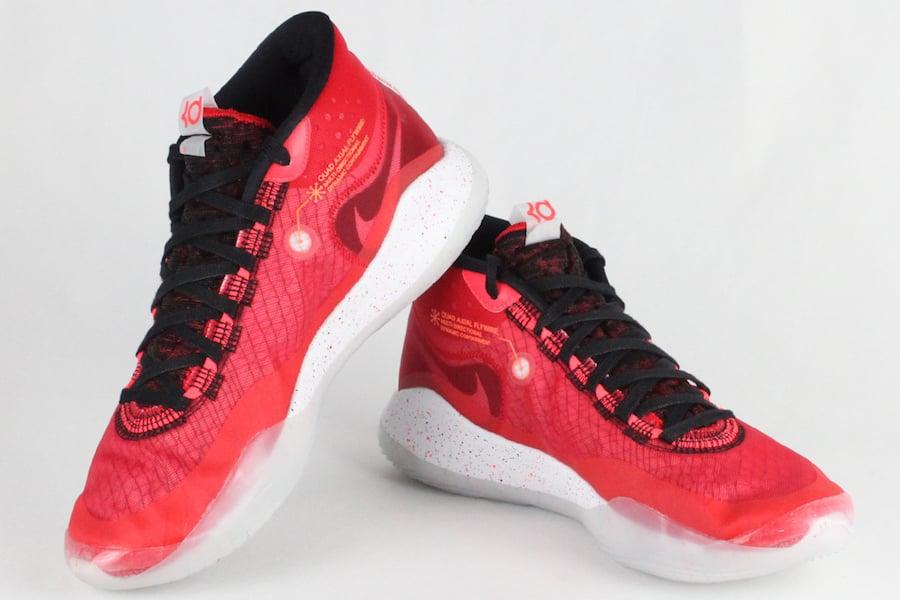Nike KD 12 University Red AR4229-600