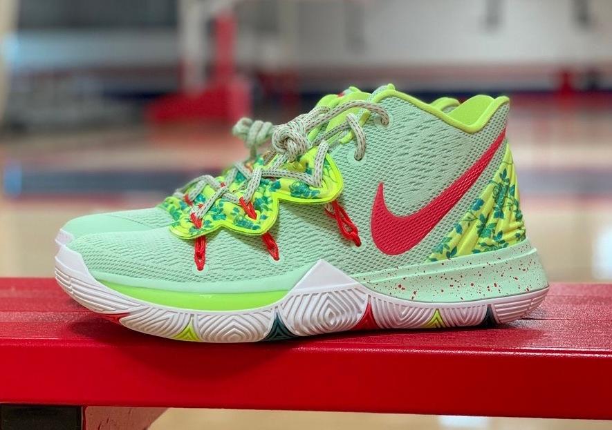 Nike Kyrie 5 EYBL Girls Release Date