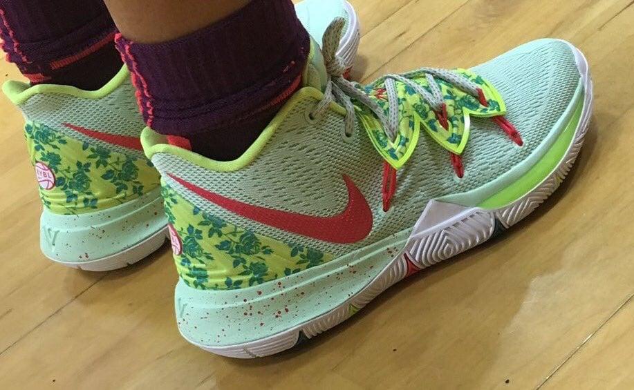 Nike Kyrie 5 EYBL Release Date