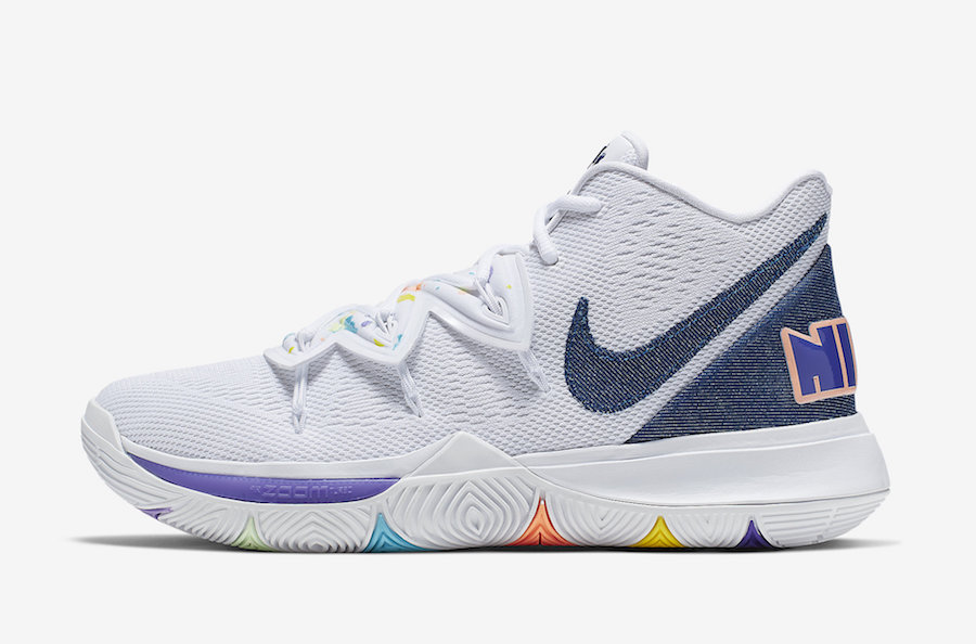 Nike Kyrie 5 Have A Nike Day AO2919-101 Release Date