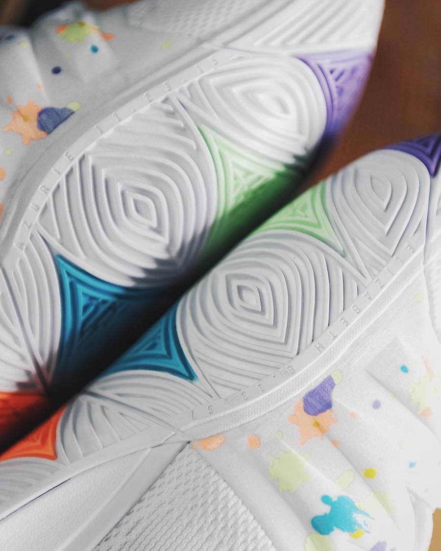 Nike Kyrie 5 Have A Nike Day AO2919 101 Release Date
