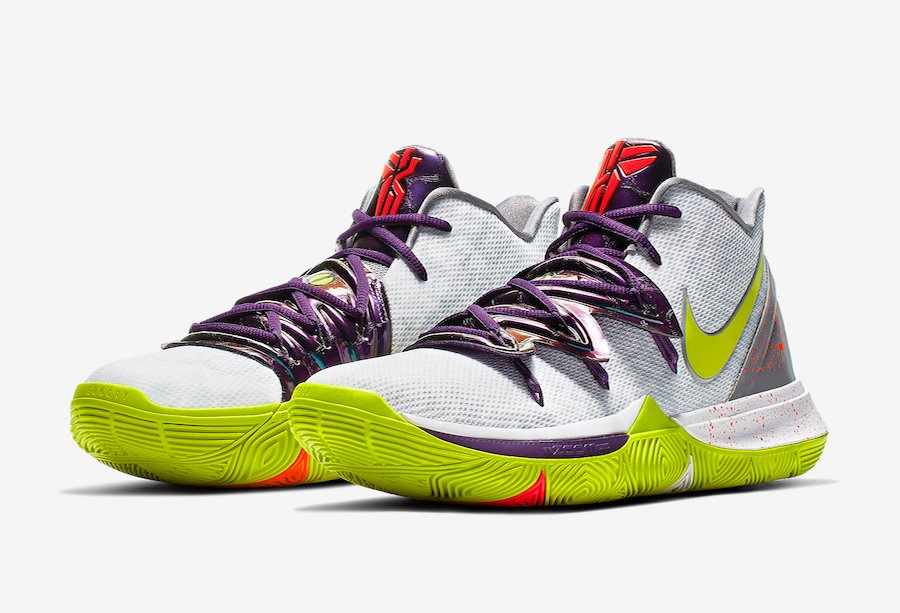 Nike Kyrie 5 Mamba Mentality AO2918-102 Release Date Price Info