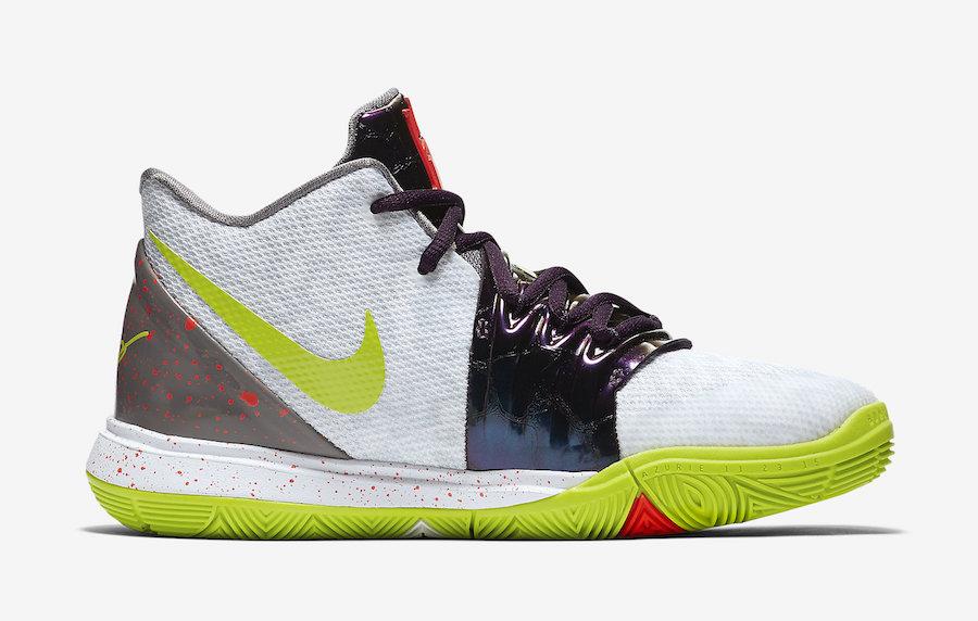 Nike Kyrie 5 Mamba Mentality Kids GS AO2918-102 Release Date