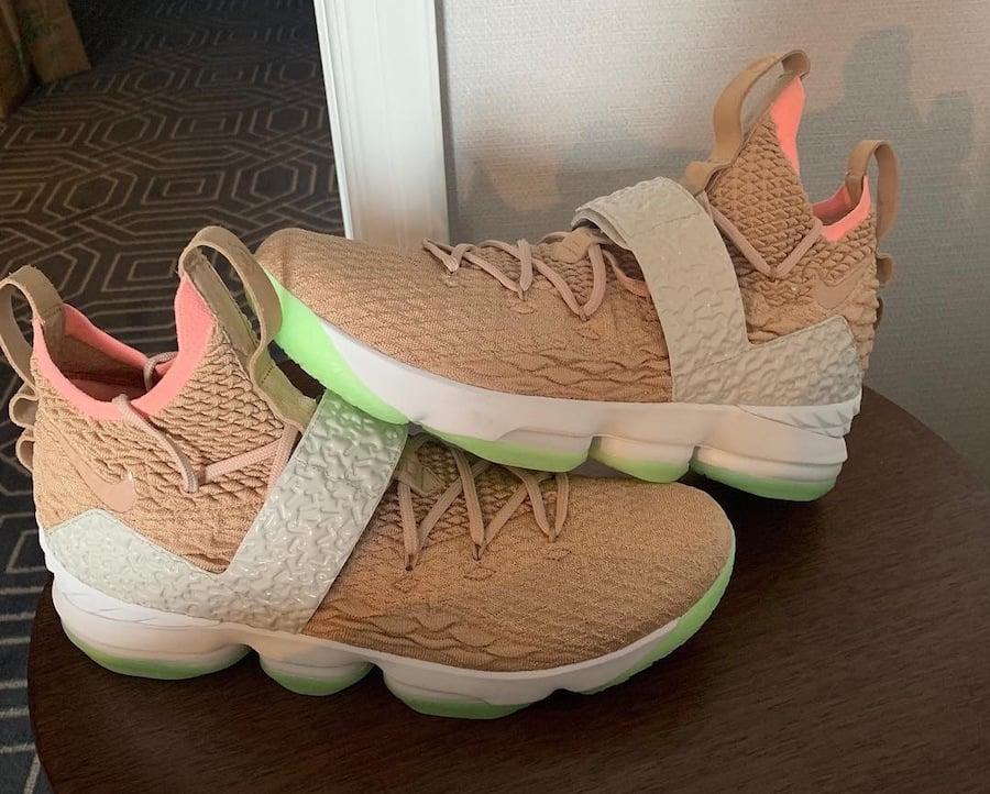 Nike LeBron 15 Air Yeezy Net Release Info
