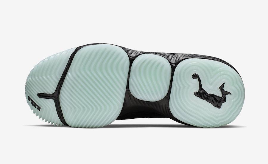 Nike LeBron 16 Glow in the Dark CD2451-001 Release Info