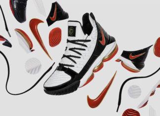 Nike LeBron 16 Remix CD2451-101 Release Date