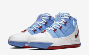 Nike LeBron 3 Houston All-Star AO2434-400 Release Info