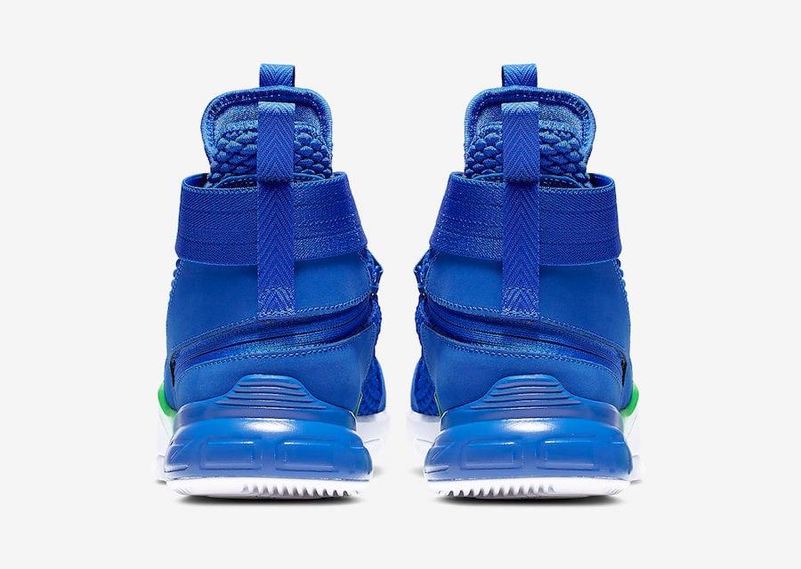 Nike LeBron Soldier 12 Flyease Big AV3812-400 Taste Release Info