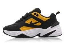 Nike M2K Tekno Black University Gold AO3108-014 Release Date