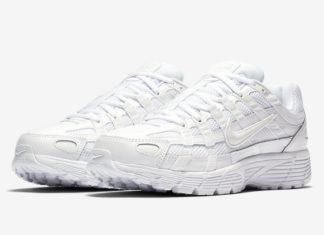 Nike P-6000 White Platinum Tint BV1021-102 Release Date
