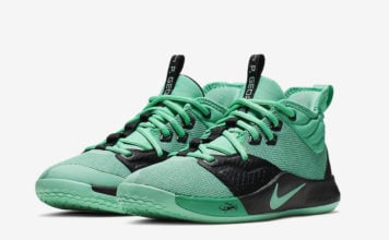 03b4af71302 Nike PG 3 Inspired by Fishing Releasing in Kids Sizing