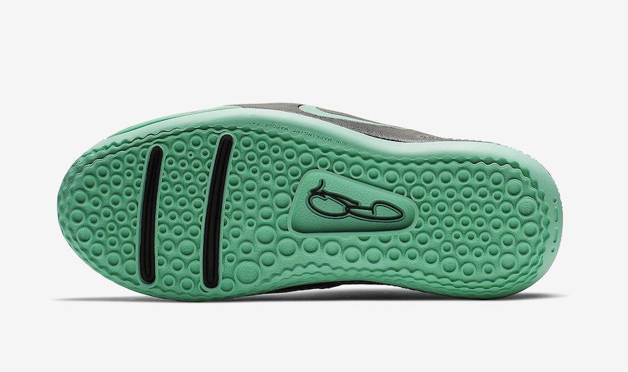 various colors ccf9b 22e87 Nike PG 3 GS Menta Green Emerald Rise AQ2462-330 Release Date